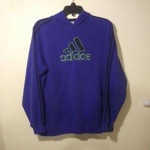 Men's Adidas Pullover Hoodie.
